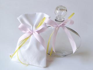 σετ βάπτισης ροζ κίτρινο λευκό για κοριτσάκι