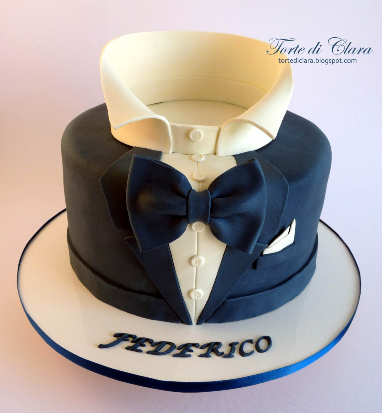 Torte Di Clara Smoking Cake