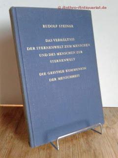 Steiner, Rudolf: Das Verhältnis der Sternenwelt zum Menschen und des Menschen zur Sternenwelt