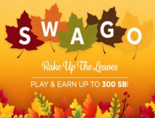 Swagbucks Swago Rake Up The Bonuses