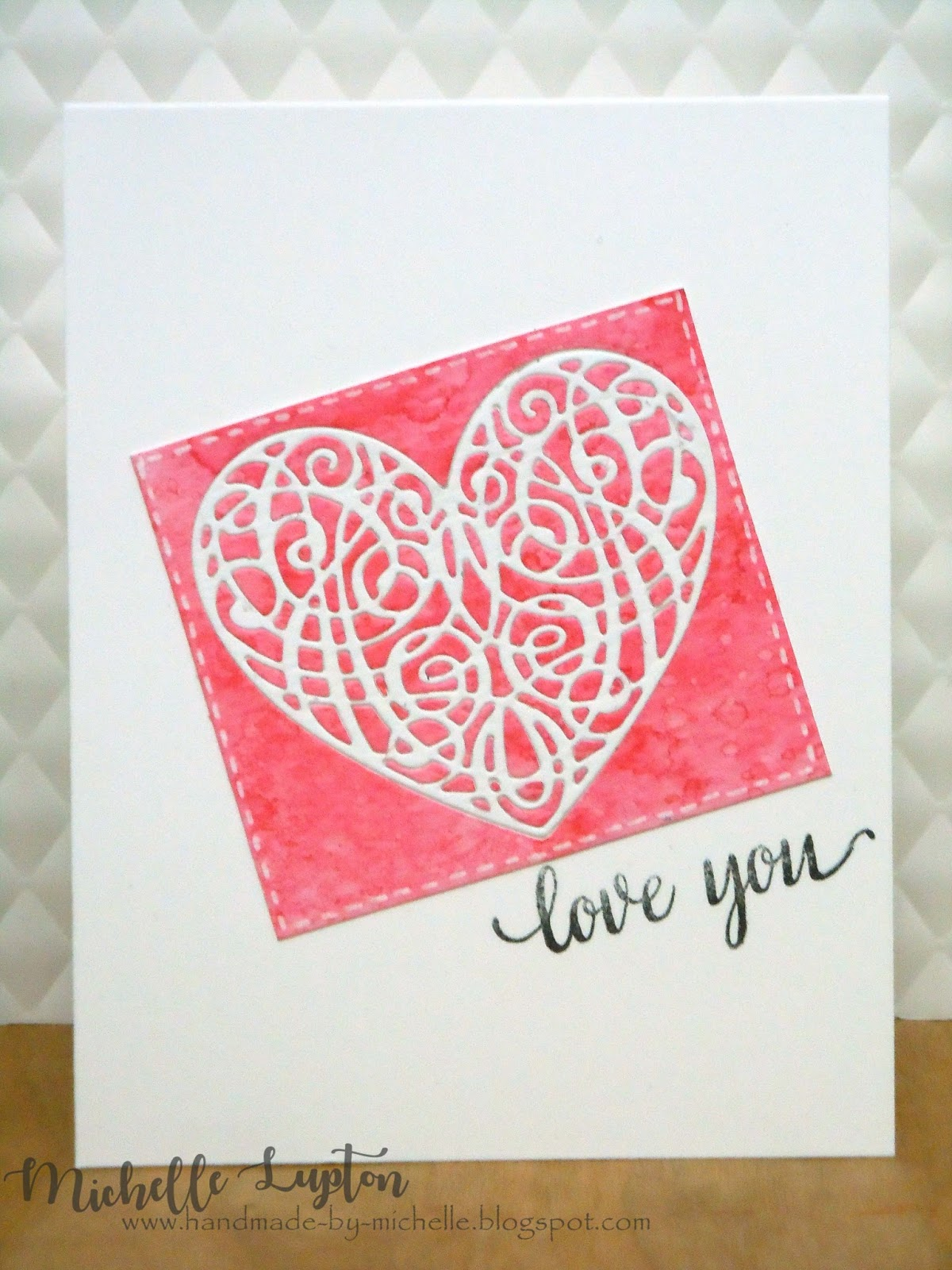 Image result for die cut valentines day cards