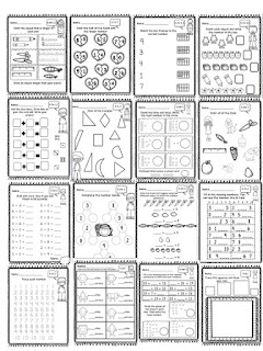 https://www.teacherspayteachers.com/Product/Kindergarten-Year-Long-Math-Practice-No-prep-2340680