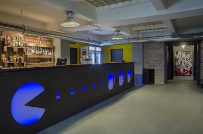 Barra Joystick Arcade Bar - Praga