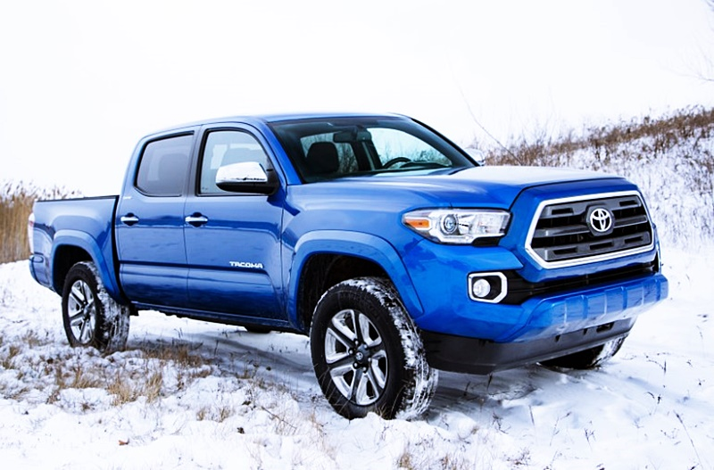 Toyota Tacoma Review Specs, Price and Photo