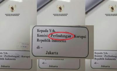 """Hanya di Zaman Jokowi, KPK menjadi Komisi Perlindungan Korupsi"