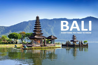 Ingin Liburan ke Bali? Ini Daftar Tempat Wisata di Bali