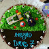 Simple Birthday Party Arsyad Turns 7