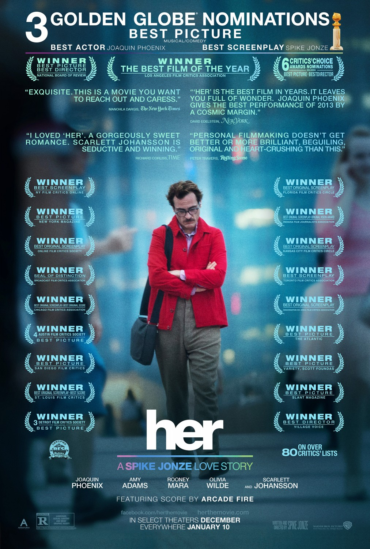 Her (2013) รักดังฟังชัด