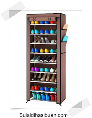 Kumpulan Daftar Harga Rak Sepatu Terbaru Febuari 2017