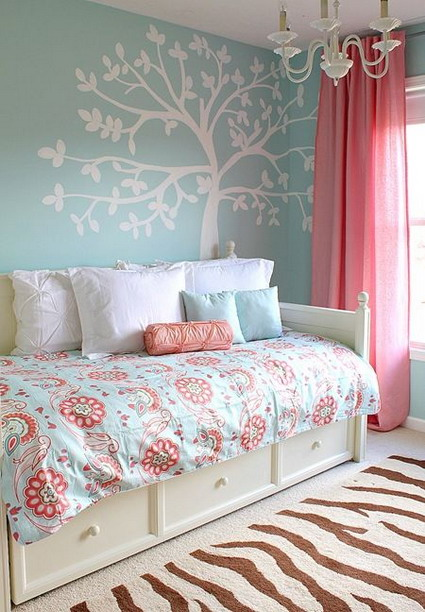 10 cute and lovely bedroom ideas for little girls 6