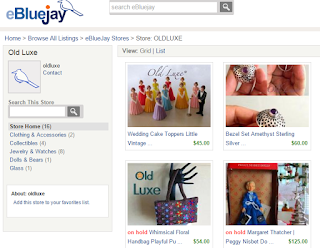 Similar to Ecrater, its hard to beat the free listings and no final value fees on eBluejay marketplace.