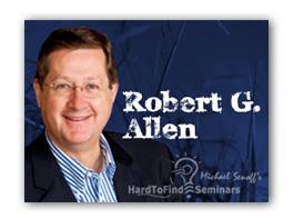 Tiến Sỹ Diễn Giả Tỷ Phú Mỹ Robert G.Allen