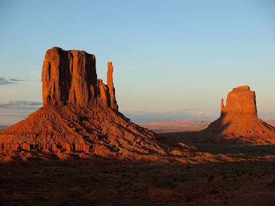 Roadtrip Chicago - Los Angeles - Monument Valley