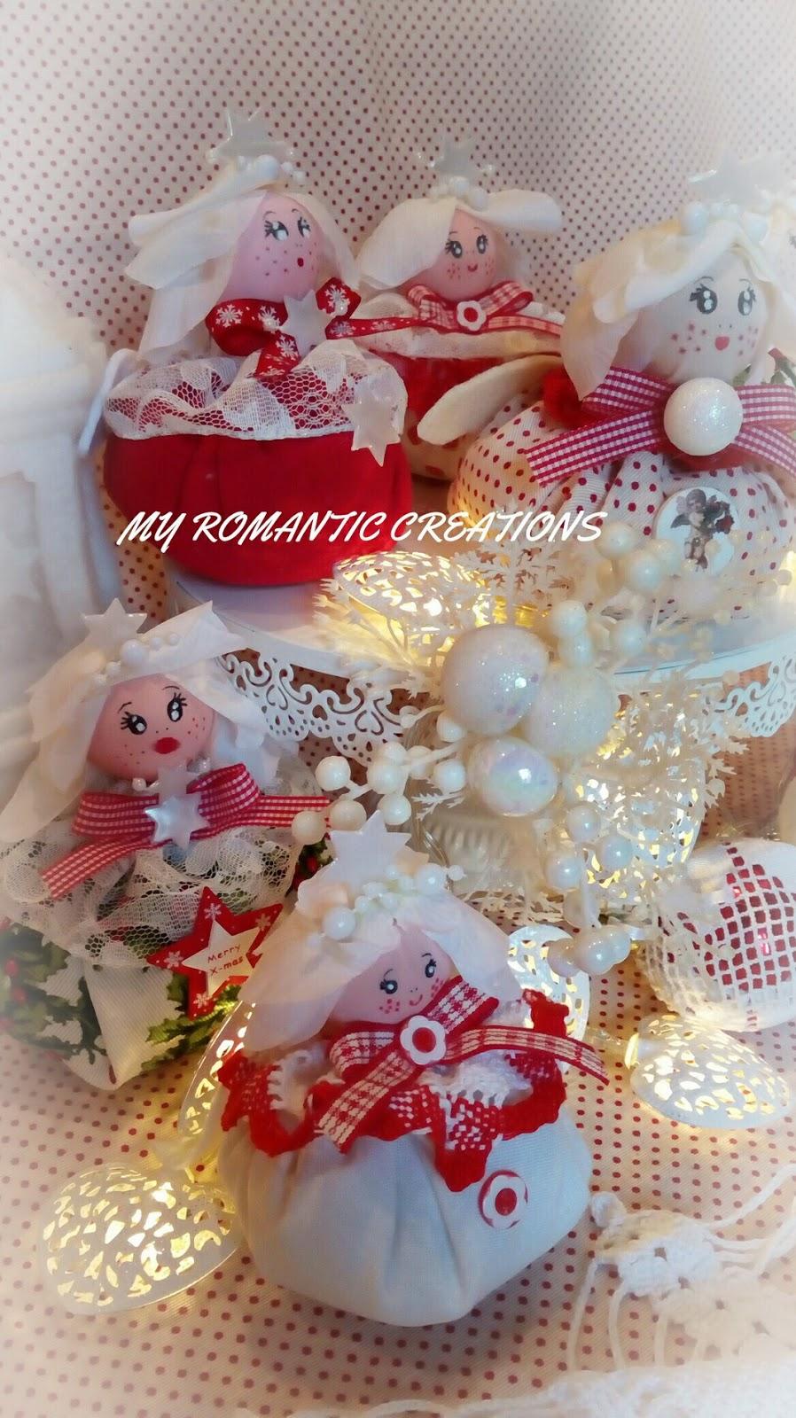 My romantic creations - Nastri decorativi natalizi ...