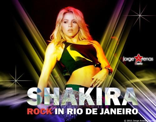 Shakira Rock In Rio De Janeiro Septiembre 30 del 2011 BRRip [720p HD] Descargar