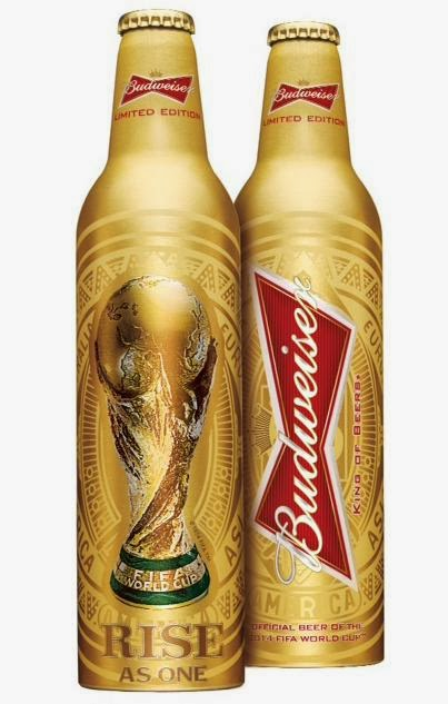 "Budweiser - Rise As One ""Collective Energy"" Teaser for the 2014 FIFA World Cup"