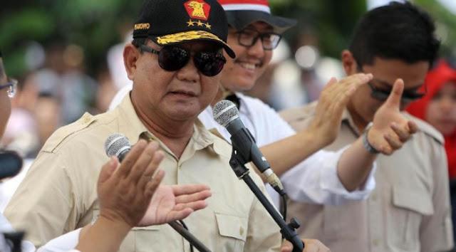 Sah! Gerindra Capreskan Prabowo
