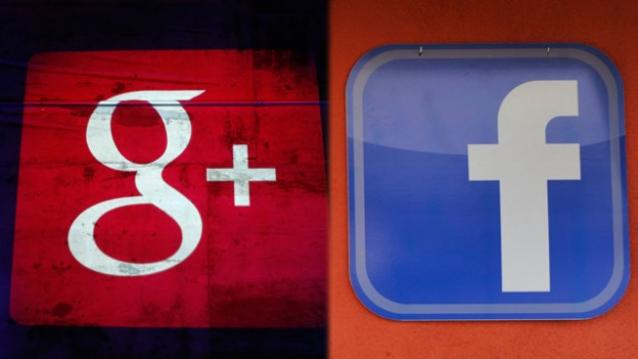 Google+ Vs Facebook - Differences & Similarities [Infographic]