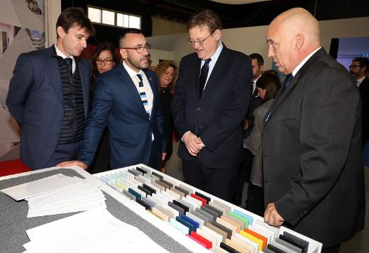 Puig reivindica en Fira Destaca 2018 la importancia de la innovación en la mejora de 'la competitividad y la productividad de las empresas'