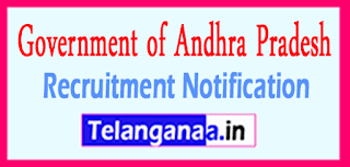 Directorate of Town and Country Planning Government of Andhra Pradesh Recruitment Notification 2017 Last Date 18-05-2017