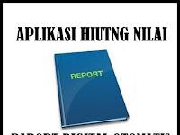 Download Aplikasi Hitung Nilai Raport Otomatis 2017