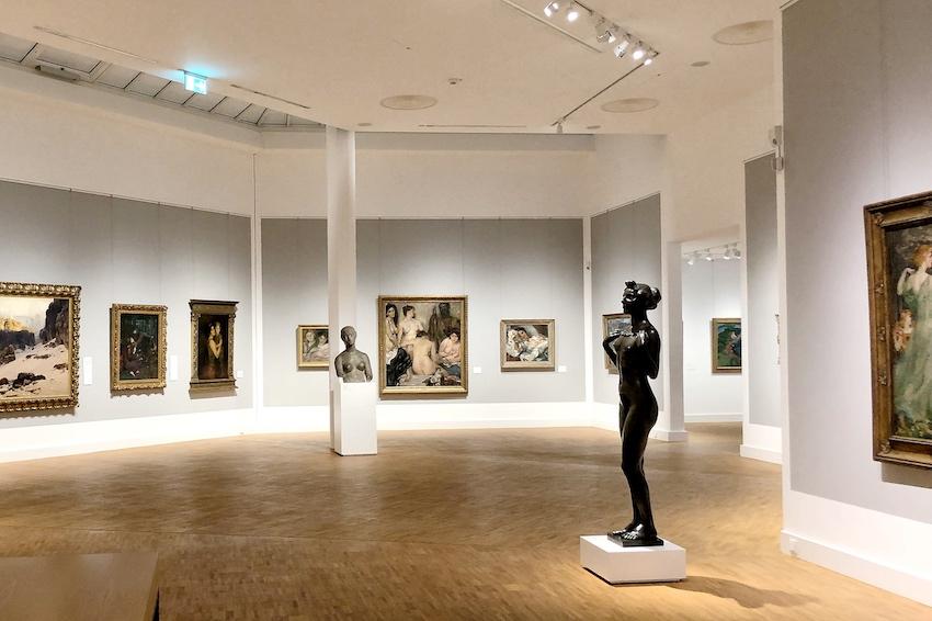 Hessisches Landesmuseum Galerie
