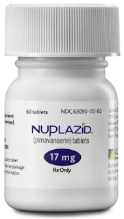 Nuplazid/pimavanserin Cost, Side effects, Dosage, Prescribing Info