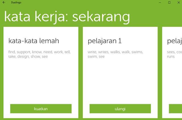pelajaran duolingo
