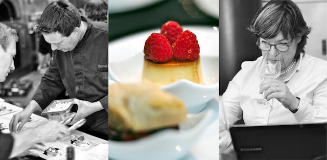 Sommeliere Christina Fischer und Hyatt-Küchendirektor Thomas Hirt