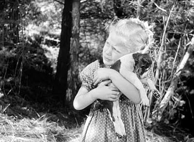Paulette e il cane - Jeux interdits 1952