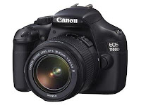 DSLR CANON EOS 1100D Kit