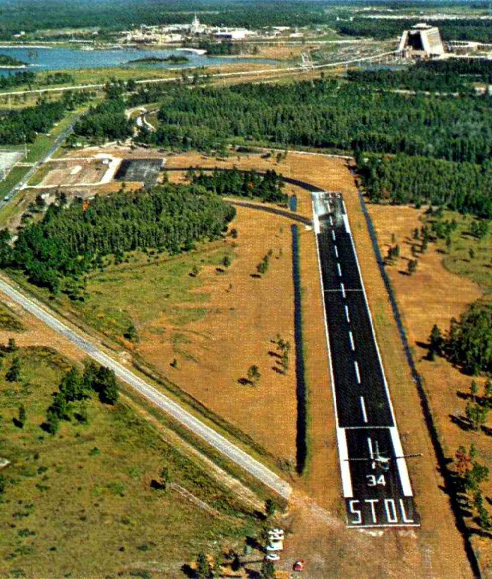 Disney Avenue: The Walt Disney World Airport