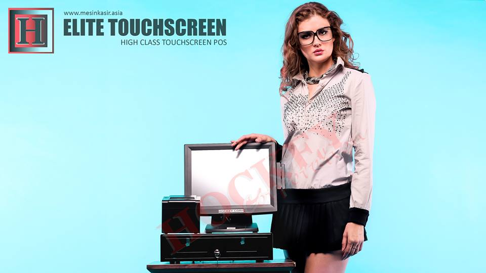 MESIN KASIR online touchscreen