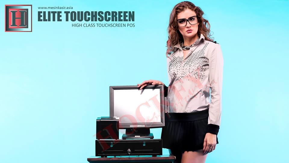MESIN KASIR online touchscreen