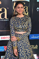 Aditi Rao Hydari in a Beautiful Emroidery Work Top and Skirt at IIFA Utsavam Awards 2017  Day 2 at  21.JPG