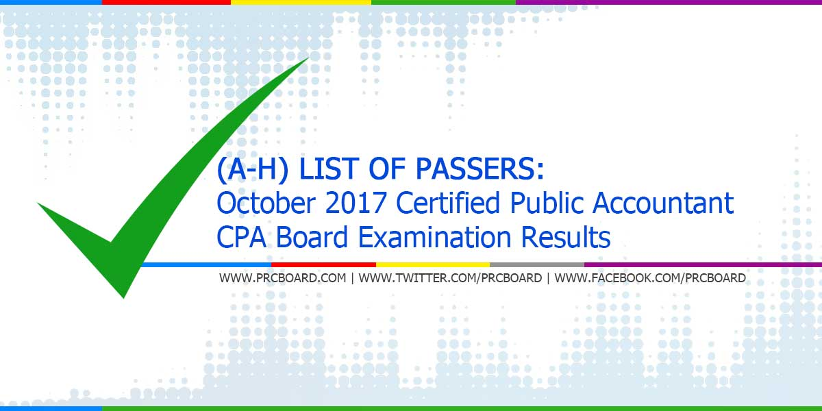 The Board Exams Are Administered By PRC Of Accountancy BoA Headed Mr Joel L Tan Torres At Testing Locations Around Country Specifically