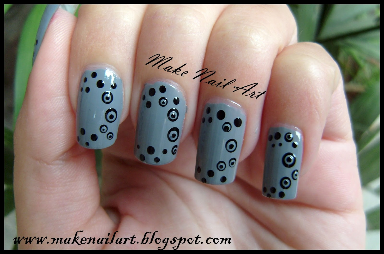 Make Nail Art: June 2013