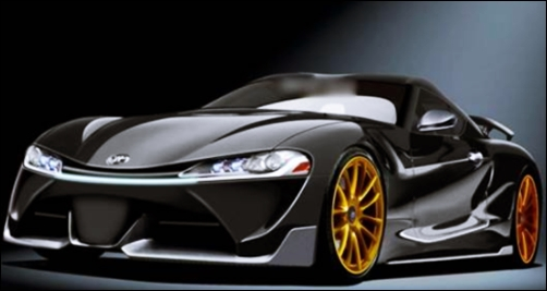 2017 Toyota Supra Price and Specs
