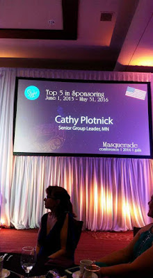 Cathy Plotnick, #5 Top Recruiter for Steeped Tea, US