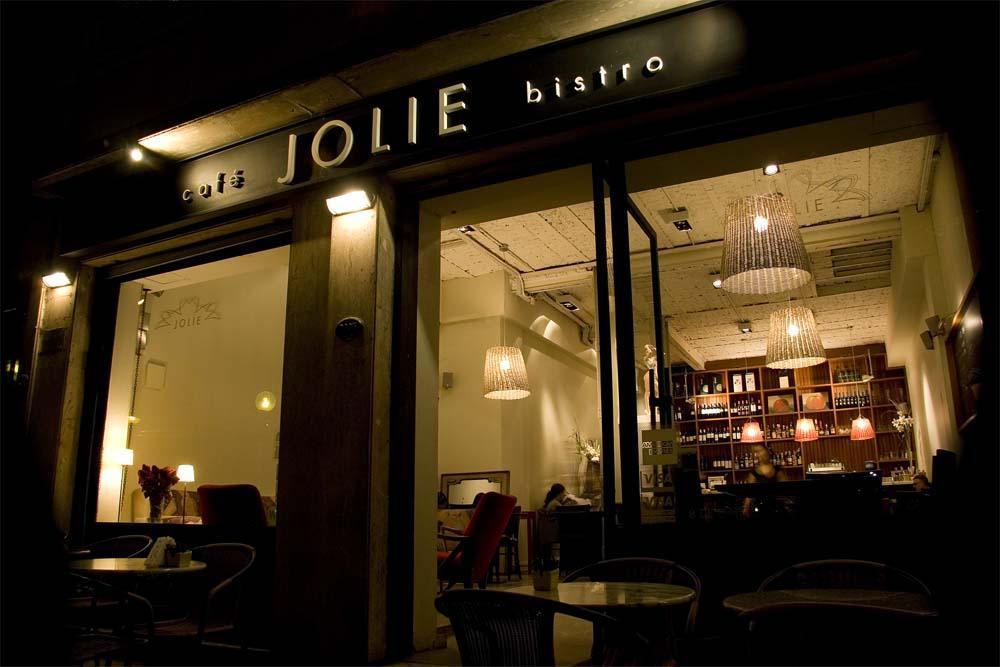 Chic Mueca Moore Restaurante Cocina Jolie Bistr
