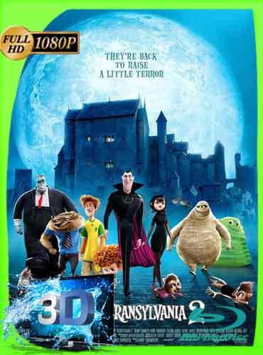 Hotel Transylvania 2(2015) Latino Full 3D SBS 1080P [GoogleDrive] chapelHD