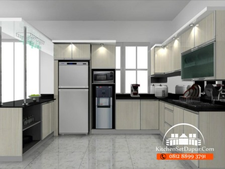 Tukang Kitchen Set Alumunium Tukang Kitchen Set Depok