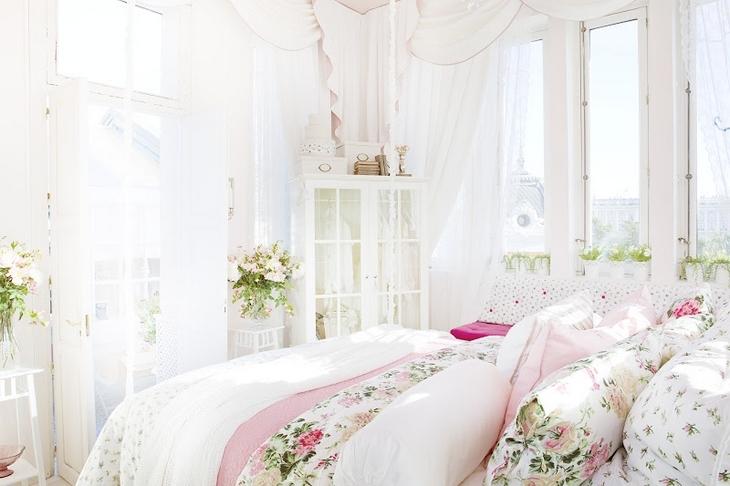 Boiserie c arredamento ikea inguaribile romanticismo for Stile romantico arredamento