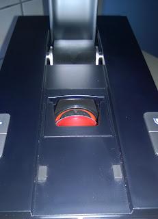 Leysieffer Premium Kapselmaschine Kapselschacht