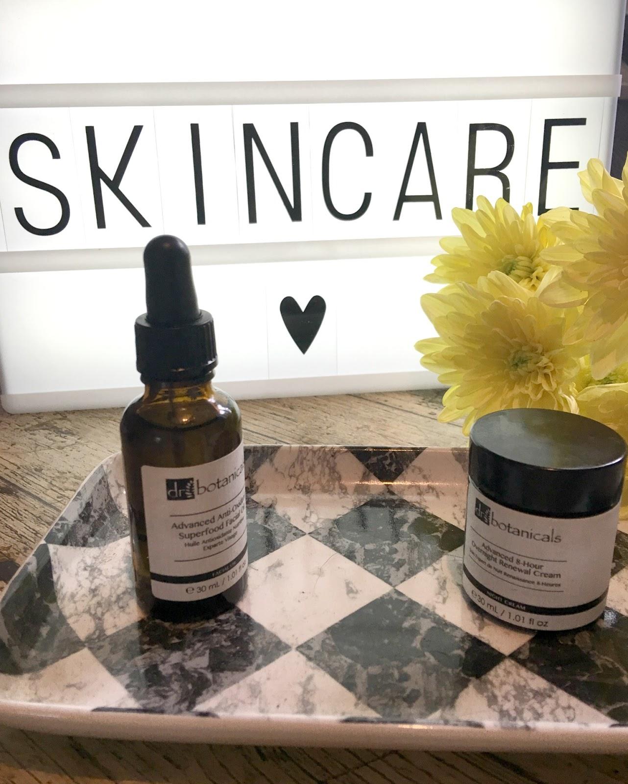 Dr.Botanicals skincare review
