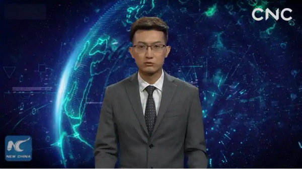 China reveal 1st Artificial Intelligence (AI) anchor in the World