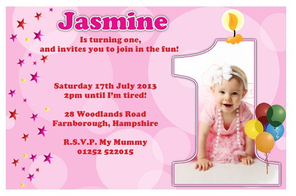 party invites cards