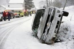 نصائح لقيادة امنة خلال فصل الشتاء