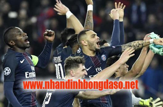 PSG vs Real Madrid www.nhandinhbongdaso.net