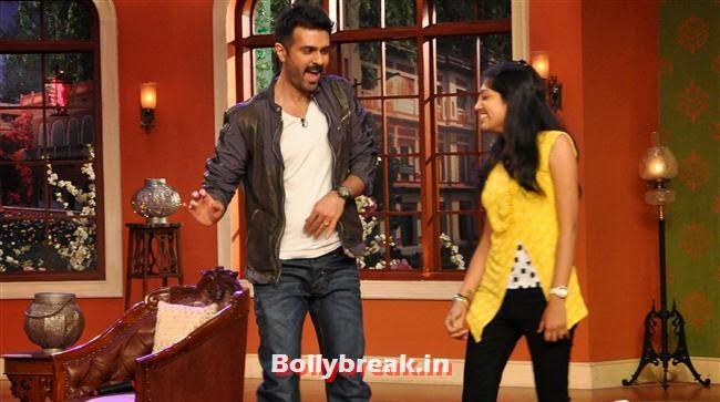 Harman Baweja, Shilpa Shetty Promotes Dishkiyaaoon Promotion on Comedy Night with Kapil